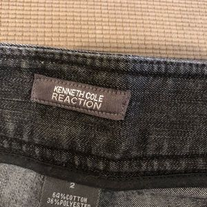 Kenneth Cole Reaction Jeans - Kenneth Cole wide leg jeans